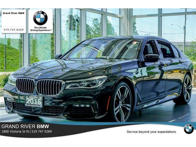 2016 BMW 750 Li xDrive (Stk: PW4864) in Kitchener - Image 1 of 20