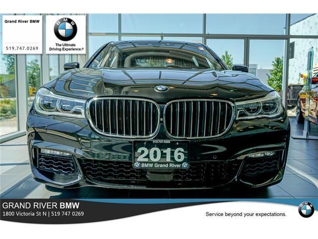 2016 BMW 750 Li xDrive (Stk: PW4864) in Kitchener - Image 2 of 20