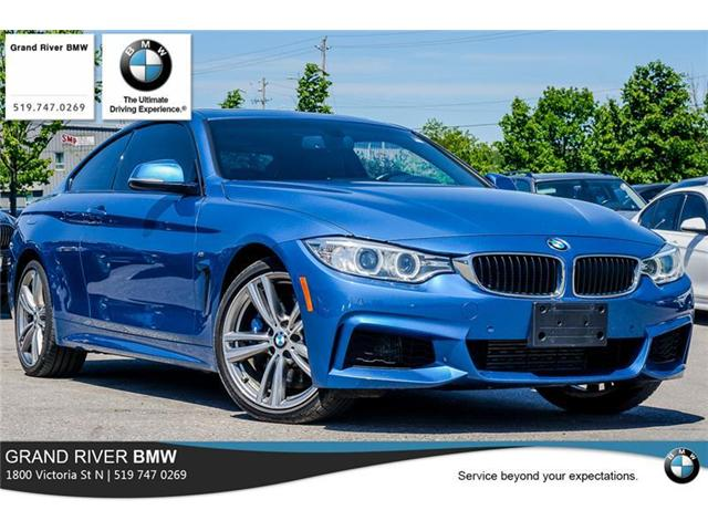 2014 BMW 435i xDrive (Stk: PW4872) in Kitchener - Image 1 of 22