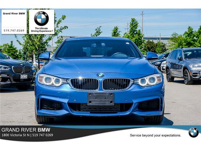 2014 BMW 435i xDrive (Stk: PW4872) in Kitchener - Image 2 of 22