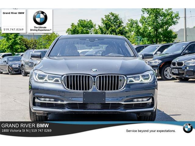 2016 BMW 750 Li xDrive (Stk: PW4881) in Kitchener - Image 2 of 22