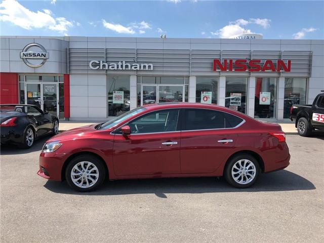 2017 Nissan Sentra  (Stk: 9232A) in Chatham - Image 1 of 19