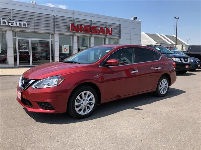 2017 Nissan Sentra  (Stk: 9232A) in Chatham - Image 2 of 19