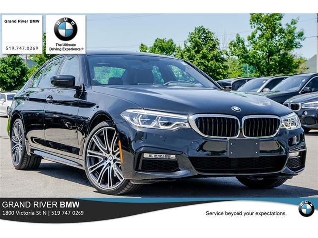 2018 BMW 540i xDrive (Stk: PW4885) in Kitchener - Image 1 of 22