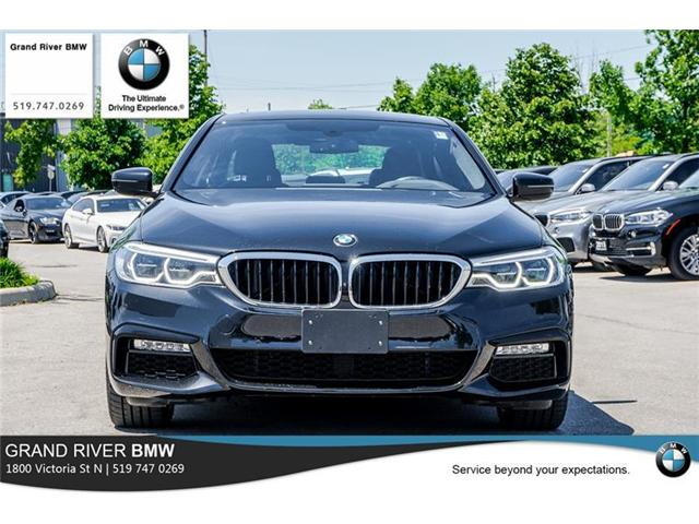 2018 BMW 540i xDrive (Stk: PW4885) in Kitchener - Image 2 of 22