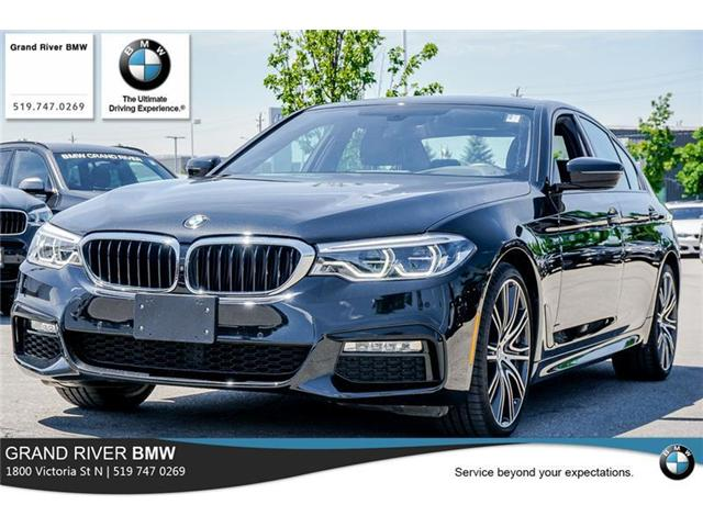2018 BMW 540i xDrive (Stk: PW4885) in Kitchener - Image 3 of 22