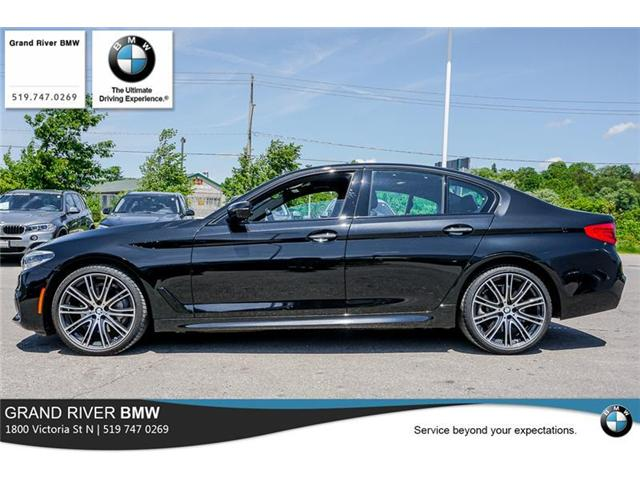 2018 BMW 540i xDrive (Stk: PW4885) in Kitchener - Image 4 of 22