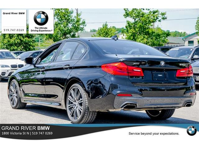 2018 BMW 540i xDrive (Stk: PW4885) in Kitchener - Image 5 of 22