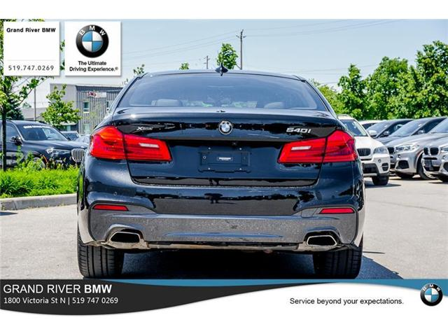 2018 BMW 540i xDrive (Stk: PW4885) in Kitchener - Image 6 of 22