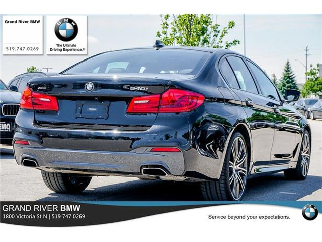 2018 BMW 540i xDrive (Stk: PW4885) in Kitchener - Image 7 of 22