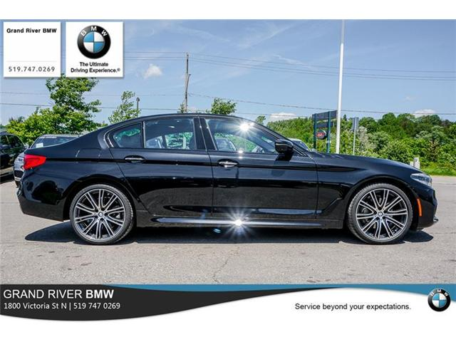 2018 BMW 540i xDrive (Stk: PW4885) in Kitchener - Image 8 of 22