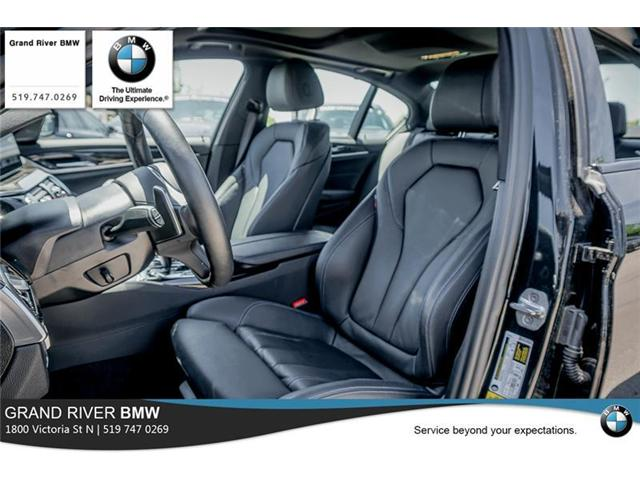 2018 BMW 540i xDrive (Stk: PW4885) in Kitchener - Image 11 of 22