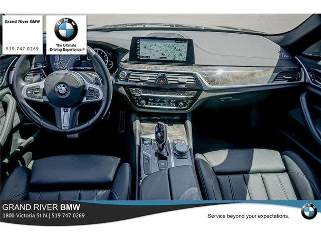 2018 BMW 540i xDrive (Stk: PW4885) in Kitchener - Image 18 of 22