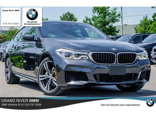 2018 BMW 640i xDrive Gran Turismo (Stk: PW4887) in Kitchener - Image 1 of 22