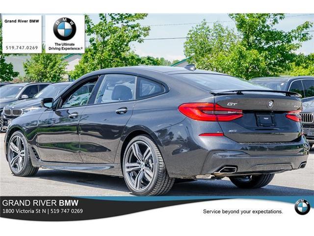 2018 BMW 640i xDrive Gran Turismo (Stk: PW4887) in Kitchener - Image 5 of 22