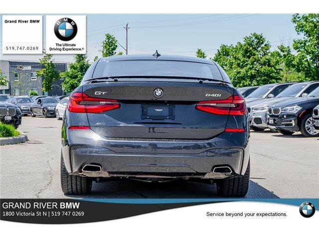 2018 BMW 640i xDrive Gran Turismo (Stk: PW4887) in Kitchener - Image 6 of 22