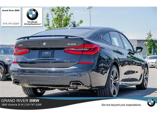 2018 BMW 640i xDrive Gran Turismo (Stk: PW4887) in Kitchener - Image 7 of 22