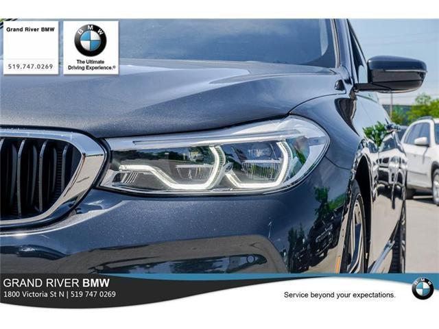 2018 BMW 640i xDrive Gran Turismo (Stk: PW4887) in Kitchener - Image 9 of 22