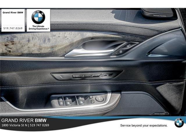 2018 BMW 640i xDrive Gran Turismo (Stk: PW4887) in Kitchener - Image 13 of 22