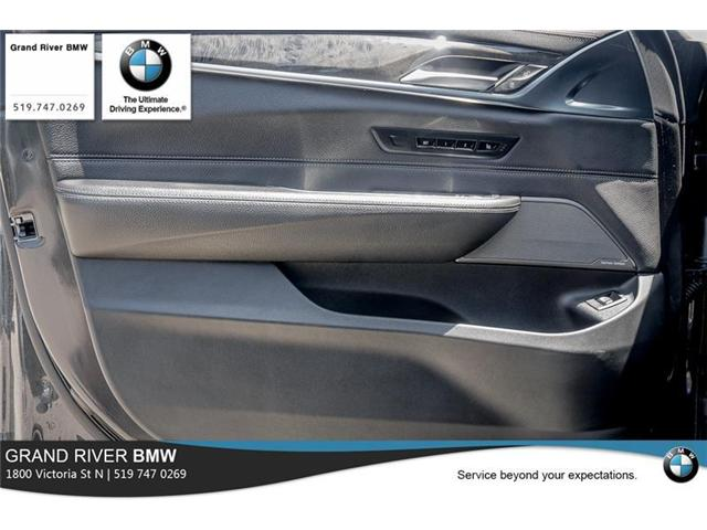 2018 BMW 640i xDrive Gran Turismo (Stk: PW4887) in Kitchener - Image 14 of 22