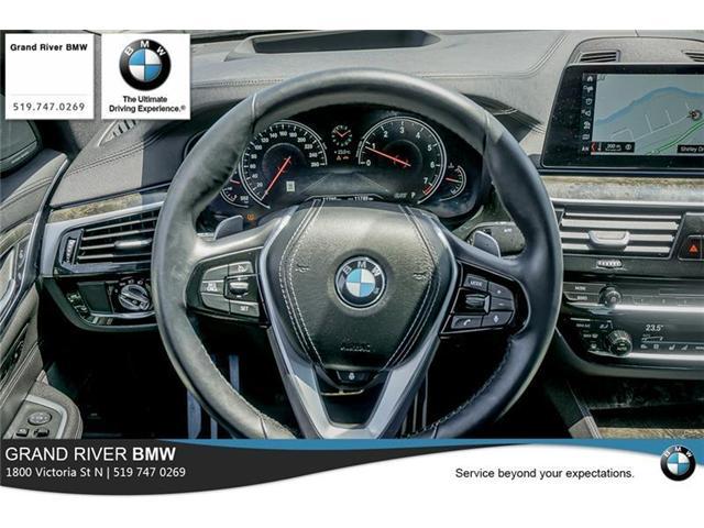2018 BMW 640i xDrive Gran Turismo (Stk: PW4887) in Kitchener - Image 16 of 22