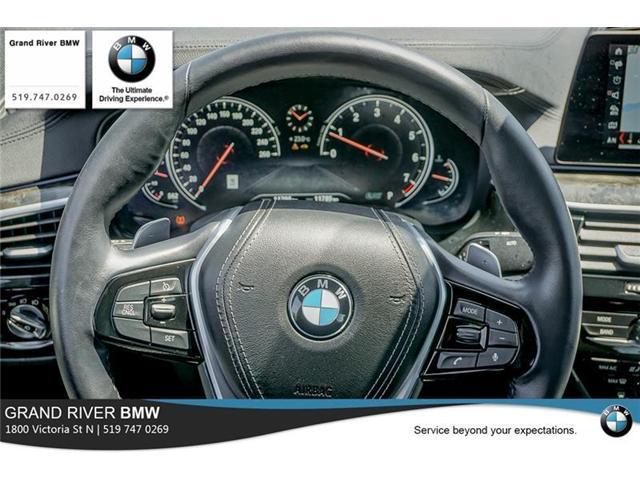 2018 BMW 640i xDrive Gran Turismo (Stk: PW4887) in Kitchener - Image 17 of 22