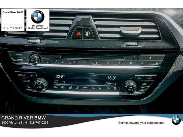 2018 BMW 640i xDrive Gran Turismo (Stk: PW4887) in Kitchener - Image 19 of 22