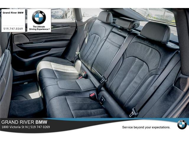 2018 BMW 640i xDrive Gran Turismo (Stk: PW4887) in Kitchener - Image 22 of 22