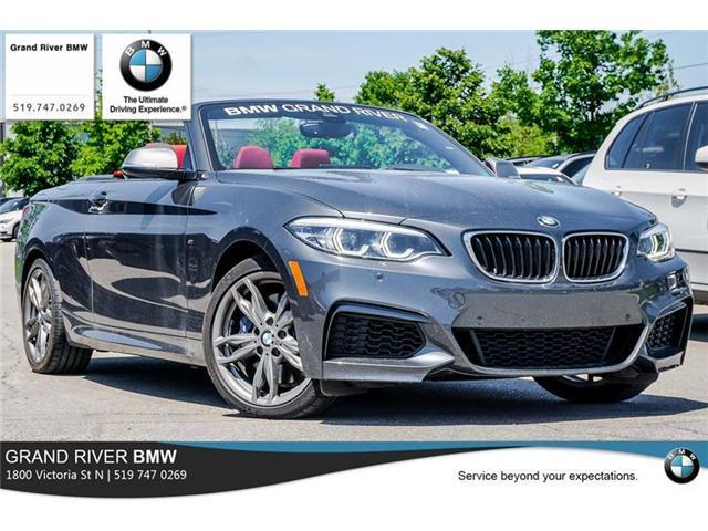 2018 BMW M240i xDrive (Stk: PW4888) in Kitchener - Image 1 of 22