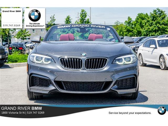 2018 BMW M240i xDrive (Stk: PW4888) in Kitchener - Image 2 of 22