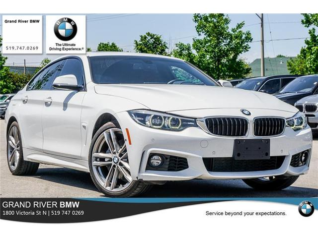 2018 BMW 440i xDrive Gran Coupe  (Stk: PW4889) in Kitchener - Image 1 of 22