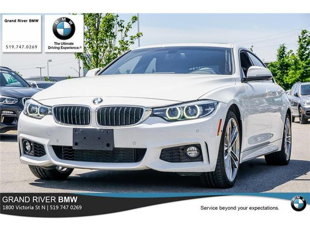 2018 BMW 440i xDrive Gran Coupe  (Stk: PW4889) in Kitchener - Image 3 of 22
