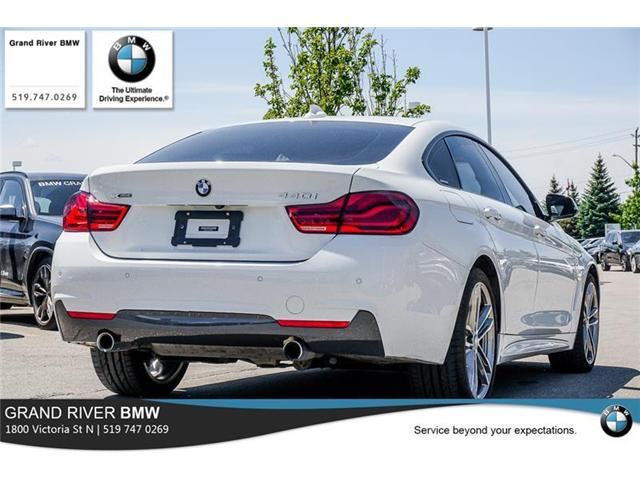 2018 BMW 440i xDrive Gran Coupe  (Stk: PW4889) in Kitchener - Image 7 of 22