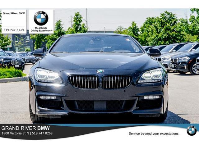 2012 BMW 650i xDrive (Stk: PW4891) in Kitchener - Image 2 of 22