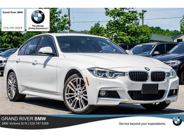 2017 BMW 340i xDrive (Stk: PW4899) in Kitchener - Image 1 of 22