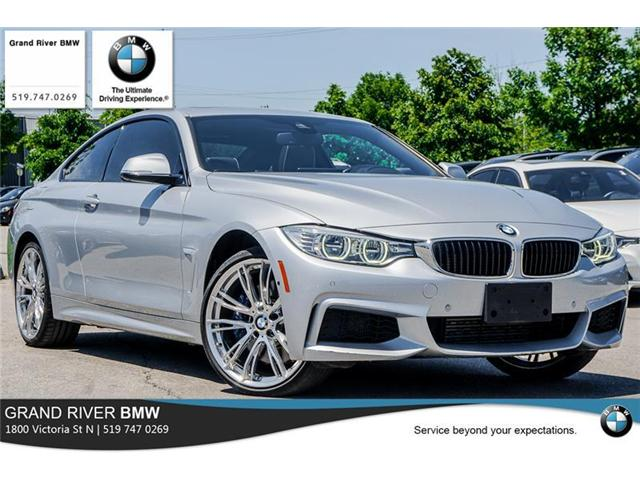 2016 BMW 435i xDrive (Stk: T40787A) in Kitchener - Image 1 of 22