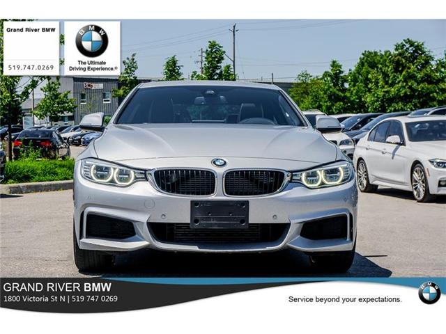2016 BMW 435i xDrive (Stk: T40787A) in Kitchener - Image 2 of 22