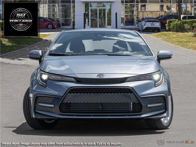 2020 Toyota Corolla  (Stk: 68685) in Vaughan - Image 2 of 24