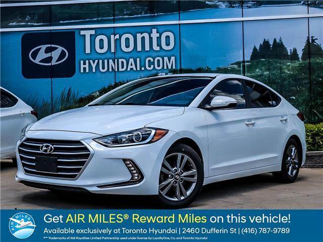 2017 Hyundai Elantra GL (Stk: U06496) in Toronto - Image 1 of 22
