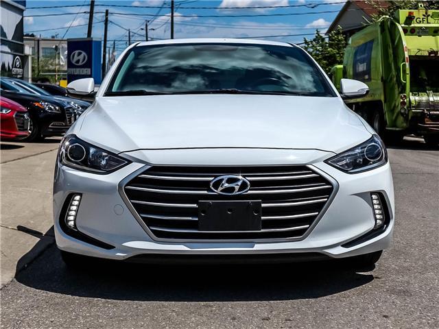 2017 Hyundai Elantra GL (Stk: U06496) in Toronto - Image 2 of 22
