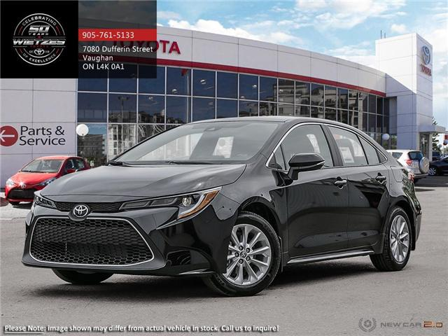 2020 Toyota Corolla XLE (Stk: 68839) in Vaughan - Image 1 of 24
