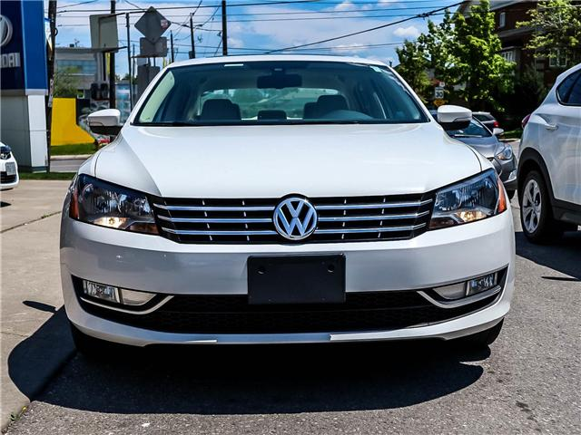 2014 Volkswagen Passat 1.8 TSI Highline (Stk: GU0054) in Toronto - Image 2 of 23
