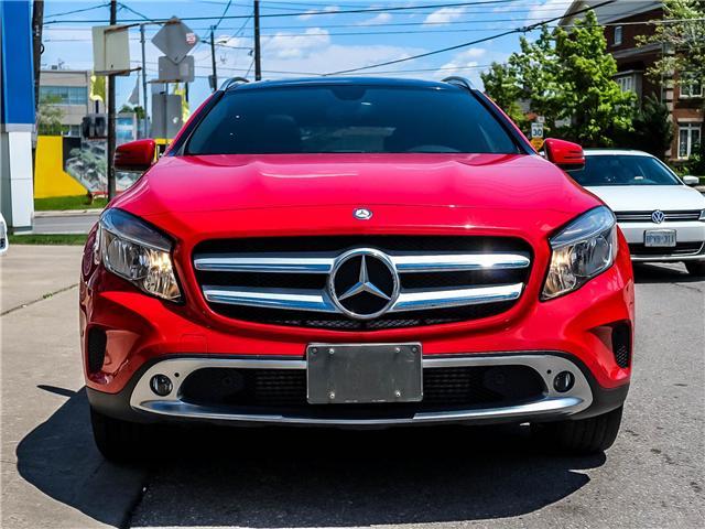 2015 Mercedes-Benz GLA-Class Base (Stk: GU0052) in Toronto - Image 2 of 25
