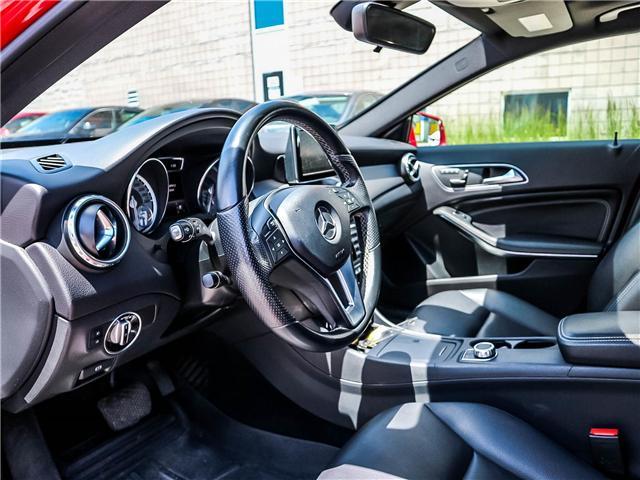 2015 Mercedes-Benz GLA-Class Base (Stk: GU0052) in Toronto - Image 10 of 25
