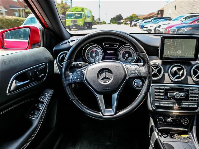 2015 Mercedes-Benz GLA-Class Base (Stk: GU0052) in Toronto - Image 14 of 25