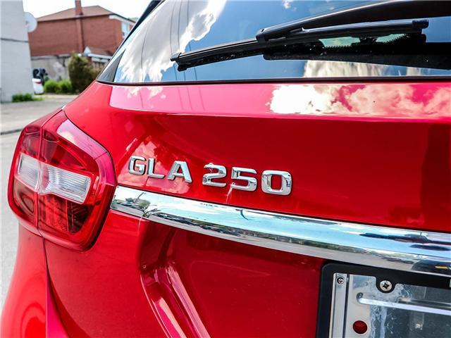 2015 Mercedes-Benz GLA-Class Base (Stk: GU0052) in Toronto - Image 18 of 25