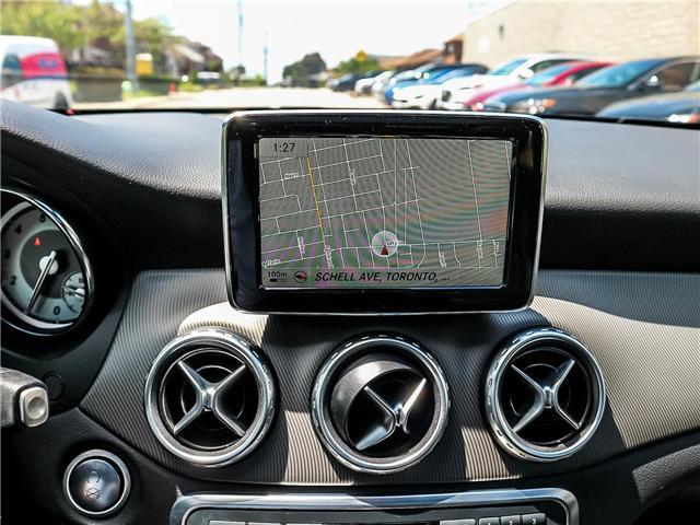 2015 Mercedes-Benz GLA-Class Base (Stk: GU0052) in Toronto - Image 23 of 25