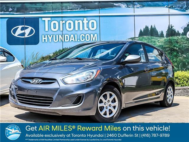 2013 Hyundai Accent GL (Stk: U06441) in Toronto - Image 1 of 16