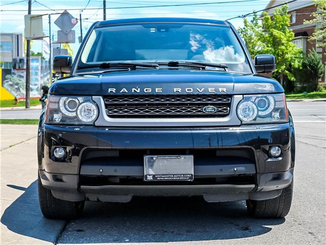 2011 Land Rover Range Rover Sport HSE (Stk: GU0057) in Toronto - Image 2 of 21