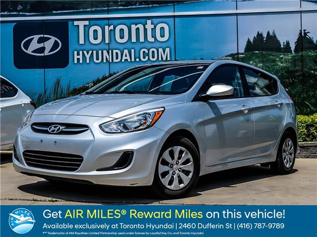 2015 Hyundai Accent GLS (Stk: U06446) in Toronto - Image 1 of 21